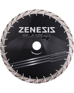 Zenesis® Black 4 Bridge Saw Blade
