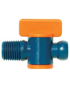 "Loc-Line 1/4"" Male NPT Valves (1 Pc.)"