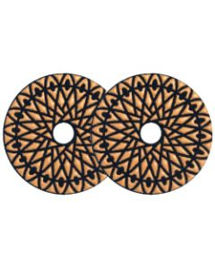 "4"" Dongsin Cactus M Dry Polishing Pads"