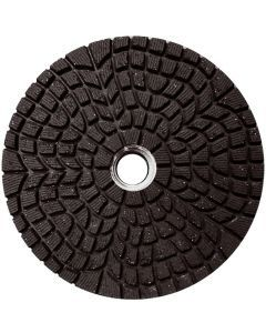 "BLACK MAGIC DIAMOND RESIN CUPWHEEL 4"" ALUMINUM 200 GRIT"