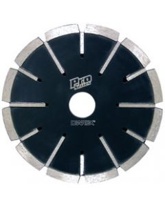 """PRO SERIES 6"""" CNC BLADE W/SIDE PROTECTION, 1"""" ARBOR"""