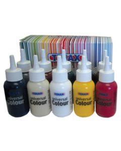 Tenax Universal Colors for Acrylic, Epoxy & Polyester Adhesives, 10oz