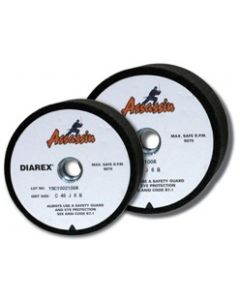 "4"" X 2"" Assassin Black Silicon Carbide Grinding Wheels"