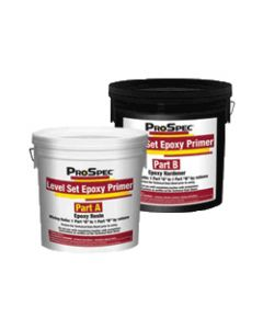 TEC LEVEL SET EPOXY PRIMER 2 GAL KIT CHARGE FREIGHT
